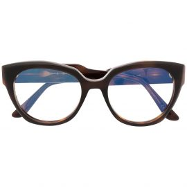 Marni Eyewear cat-eye frame sunglasses - Black