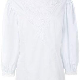 Martha Medeiros Ana blouse - White