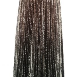 Max Mara Skirt for Women On Sale, Gold, polyester, 2021, USA 4 -- IT 38 USA 6 -- IT 40 USA 8 -- IT 42