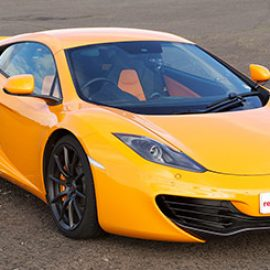 McLaren Driving Thrill
