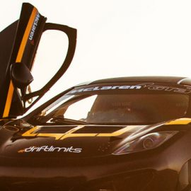 McLaren MP4 GT3 Driving Experience for One at Drift Limits