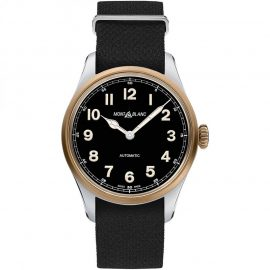 Mens Montblanc 1858 Automatic Watch