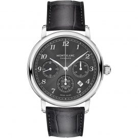 Mens Montblanc Star Legacy Automatic Chronograph Watch