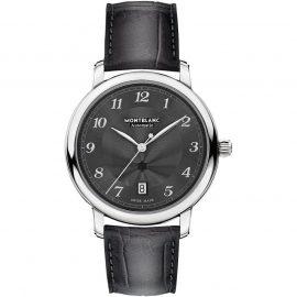 Mens Montblanc Star Legacy Date Automatic Watch