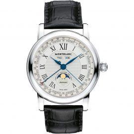 Mens Montblanc Star Roman Quantiem Complet Moonphase Automatic Watch