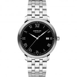 Mens Montblanc Tradition 40mm Date Automatic Watch