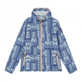 Men's Original Recycled Printed Lightweight Packable Jacket