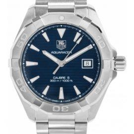 Mens TAG Heuer AQUARACER Automatic Watch WAY2112.BA0928