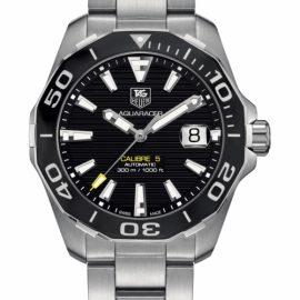Mens TAG Heuer AQUARACER Automatic Watch WAY211A.BA0928