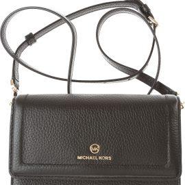 Michael Kors Wallet for Women On Sale, Black, Leather, 2021