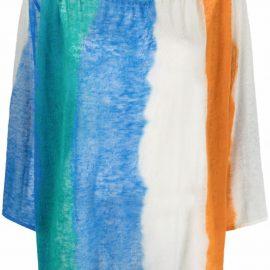 Missoni gradient-effect blouse - Blue