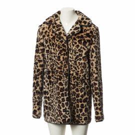 Miu Miu N Brown Faux fur Coat for Women
