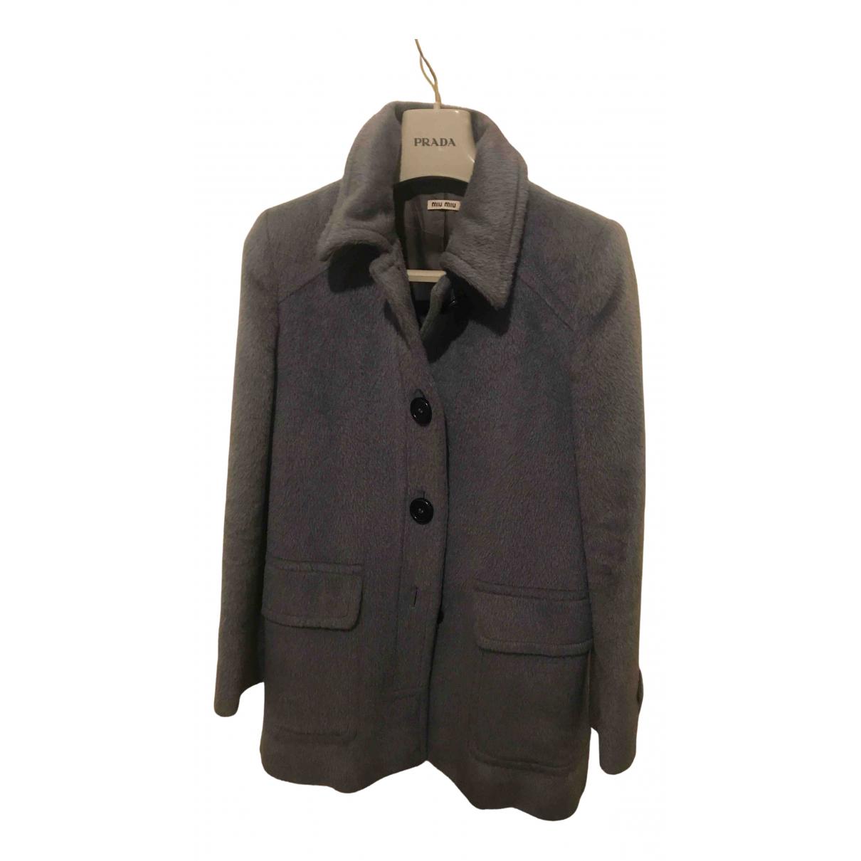 Miu Miu N Wool Coat for Women