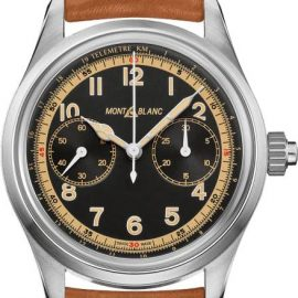 Montblanc Watch 1858 Monopusher Chrono