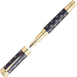 Montblanc Writing Instrument Patron of Art Homage to Napoleon Bonaparte Fountain Pen