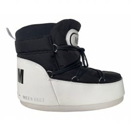 Msgm Leather snow boots