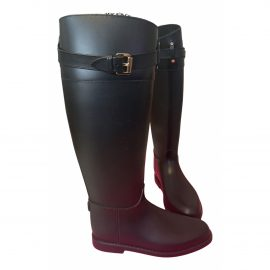 Mulberry Wellington boots