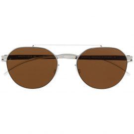 Mykita Leica round sunglasses - Grey