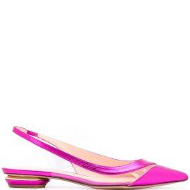 Nicholas Kirkwood 18mm ALYSSA slingback pumps - Pink