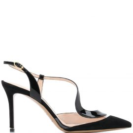 Nicholas Kirkwood S Slingback 85mm sandals - Black