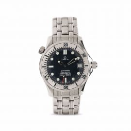 OMEGA 2010s pre-owned Seamaster 40mm - Silver