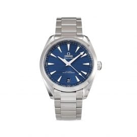OMEGA 2021 unworn Seamaster Aqua Terra 150 M 41mm - Blue