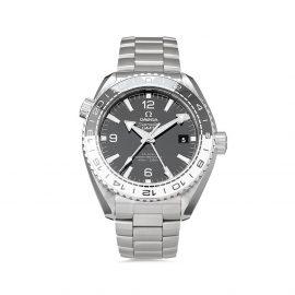 OMEGA 2021 unworn Seamaster Planet Ocean 600M Co-Axial Master Chronometer GMT 43.5mm - Black