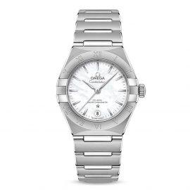OMEGA Constellation Manhattan Automatic Chronometer Ladies Watch