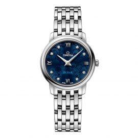 OMEGA De Ville Prestige Orbis Diamond Ladies Watch