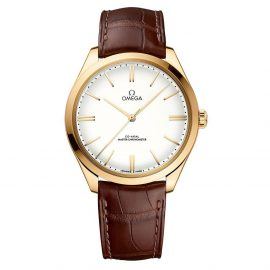 OMEGA De Ville Tresor 18ct Gold Men's Watch