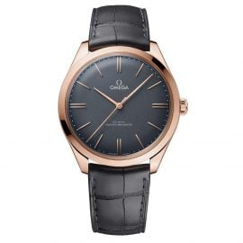 OMEGA De Ville Tresor 18ct Sedna Gold Men's Watch