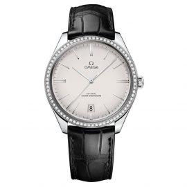 OMEGA De Ville Tresor Diamond Co-Axial Master Chronometer Mechanical Men's Watch
