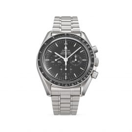 Omega 1995 pre-owned Speedmaster Professional Moonwatch 42mm - Black