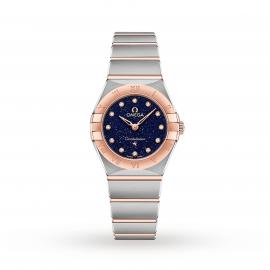 Omega Constellation 25mm Ladies Watch O13120256053002