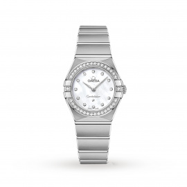 Omega Constellation Manhattan 25mm Ladies Watch O13115256055001