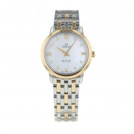 Omega De Ville Prestige Ladies Watch 424.20.27.60.55.001