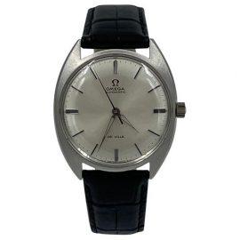 Omega De Ville watch - Silver, Silver