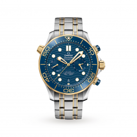 Omega Seamaster 300m 44mm Mens Watch O21020445103001