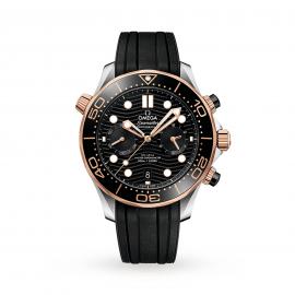 Omega Seamaster 300m 44mm Mens Watch O21022445101001