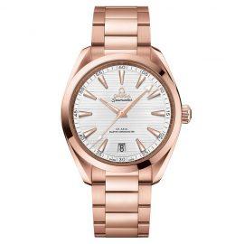 Omega Seamaster Aqua Terra Men's 18ct Rose Gold Watch