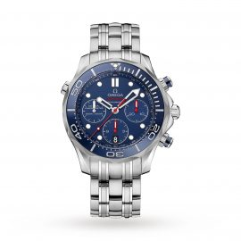 Omega Seamaster Diver 300m Co-Axial 41.5mm Mens Watch O21230425003001