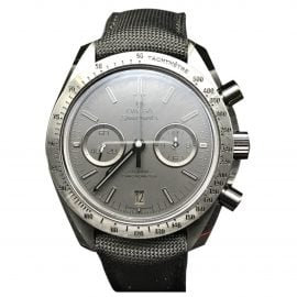 Omega Speedmaster Black Ceramic Watch for Men