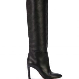 Oscar de la Renta Margot knee-high boots - Black