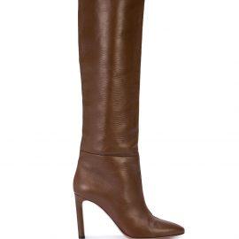 Oscar de la Renta Margot knee-high boots - Neutrals