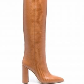 Paris Texas knee-high boots - Brown