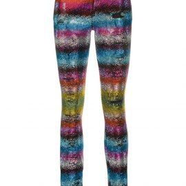 Philipp Plein Rainbow Crystal jeans - Black