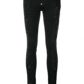 Philipp Plein Time to Time jeans - Black