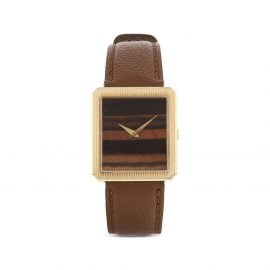 Piaget 1970 pre-owned Protocole 25mm - Brown