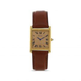 Piaget 1970 pre-owned Vintage 24mm - Brown