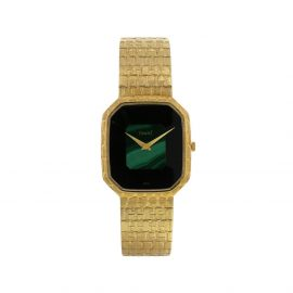 Piaget 1970 pre-owned Vintage 29mm - Green
